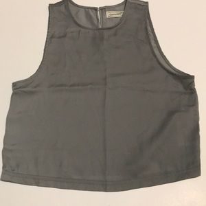 Abercrombie & Fitch Sheer Tank Top Size XS